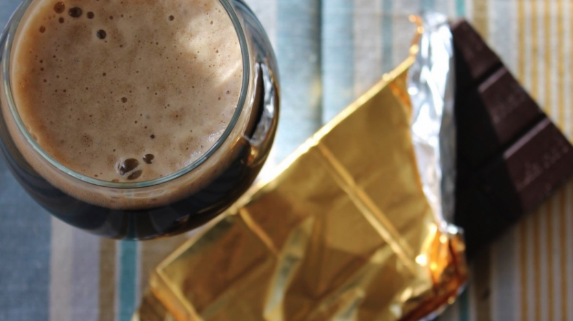 Big Beach Brewing Chocolate