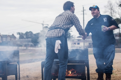 Alabama Oyster Social Chefs