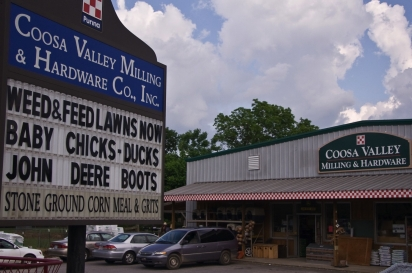 Coosa Valley Milling and Hardware