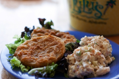 Fried Green Tomatoes LuLus