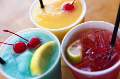 Frozen Cocktails LuLus