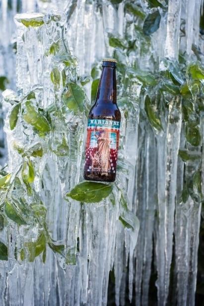 Marianne Beer Bottle