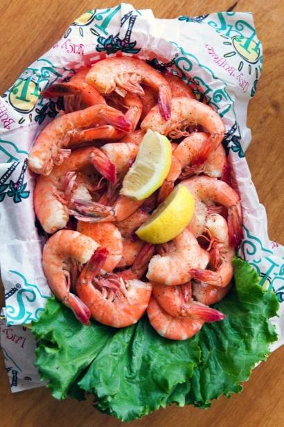 Peel eat shrimp LuLus
