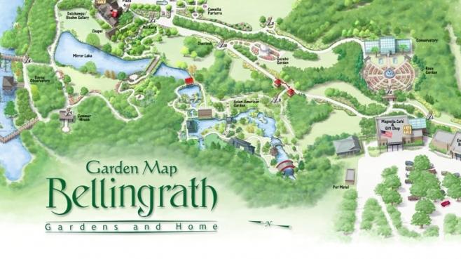 bellingrath-gardens-map