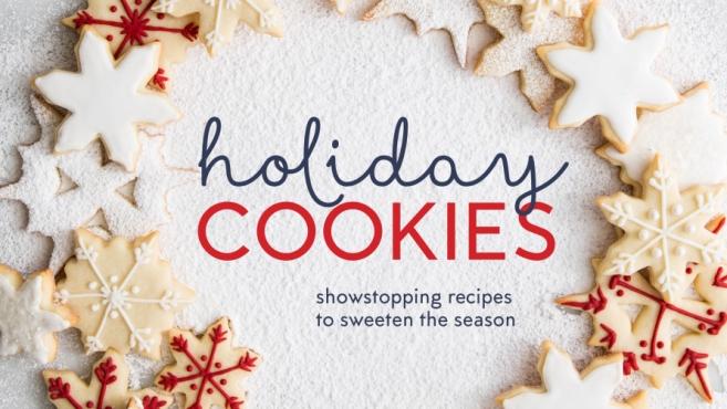 Holiday Cookies by Elisabet der Nederlanden