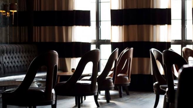Avondale Bar & Tap Room Interior