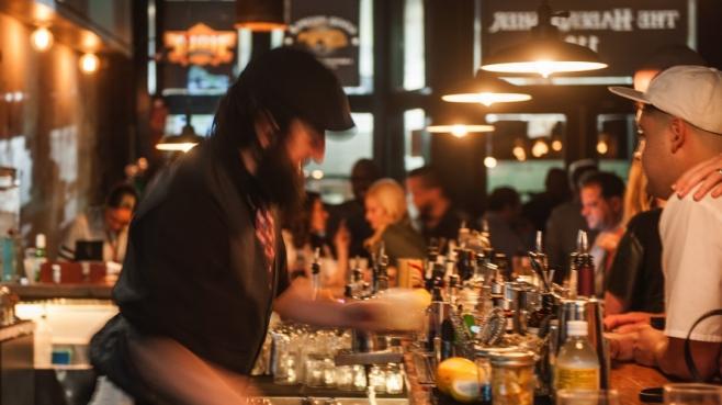 Haberdasher Mobile Bar