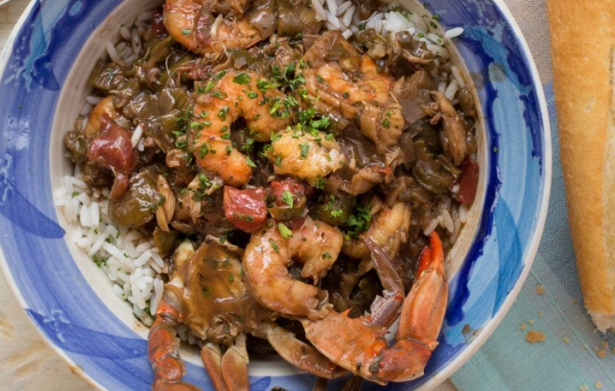 recipe: calories in homemade seafood gumbo [31]